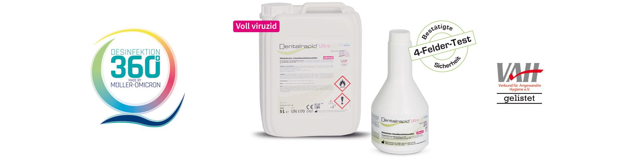 Dentalrapid Ultra SD liquid