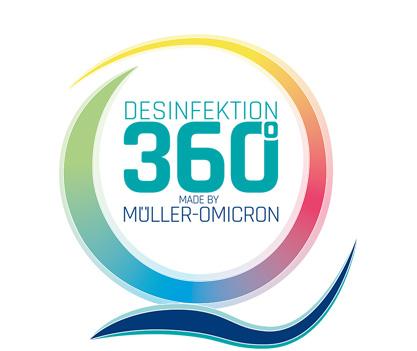 Logo Desinfektion 360°